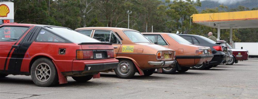 Australian Historic Rally Group