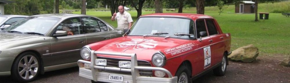 Australian Historic Rally Group